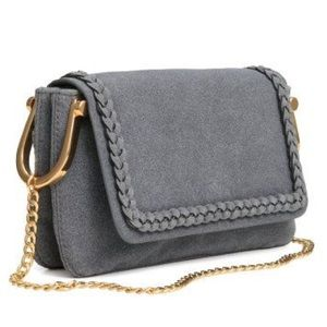 H&M Gray Crossbody Bag